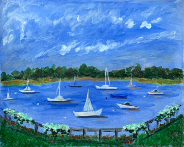 Newburyport Boats - S8f