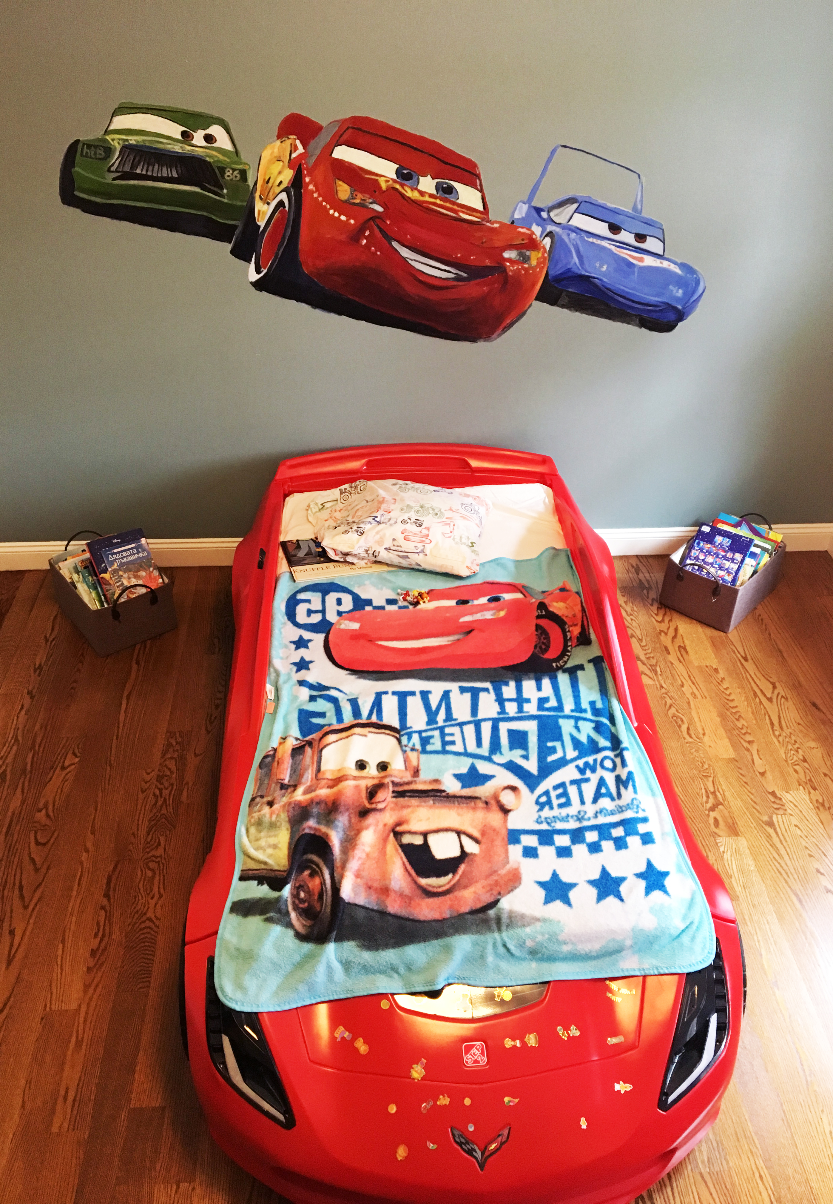 Custom Mural - Kids Room -2