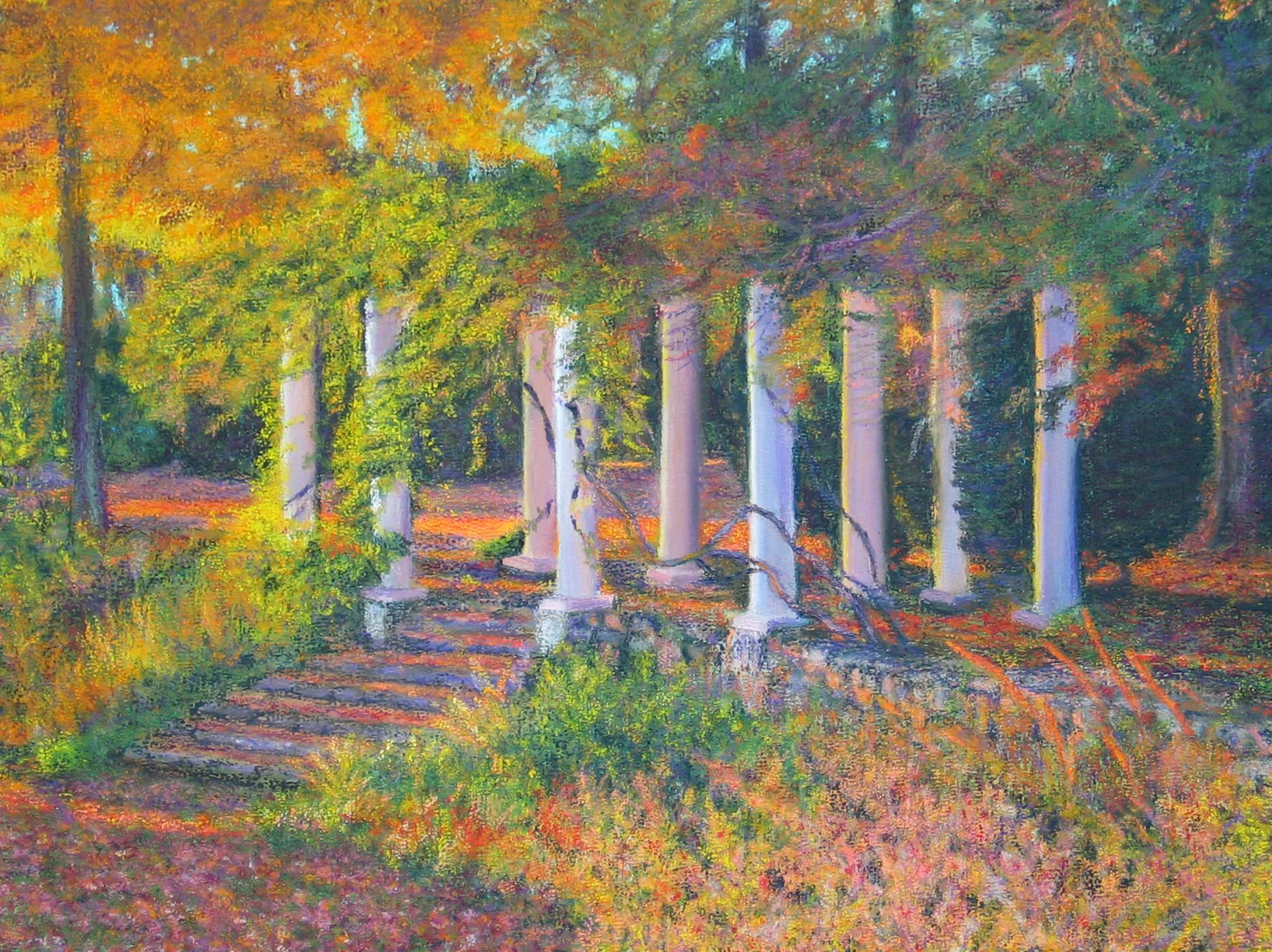 Arbor in Autumn