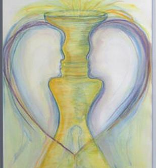 The Golden Chalice ~ a daily prayer cauldron