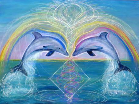 The Beginning....Blue Star Teachings