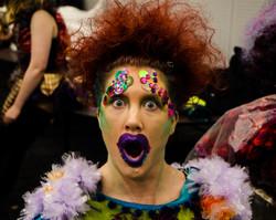 Macnas Parade creative make model