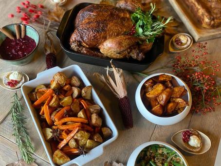 Thanksgiving dinner in Amsterdam