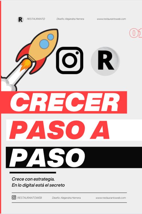 82 página de estrategia y tácticas para crecer en Instagram