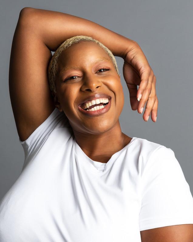 Lancome campaign beauty photography