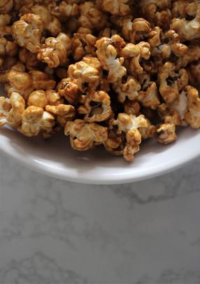 Caramel Popcorn!
