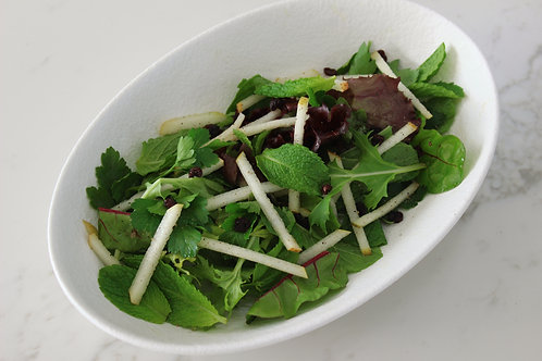 Mixed Leaf, Herbs and Pear Salad