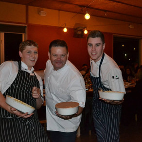 The First Time I Met Gary Mehigan!