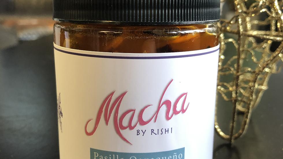 Pasilla Oaxaqueno & Pepitas Salsa Macha