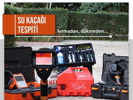 Antalya Su Kaçak Tespiti Fiyatları