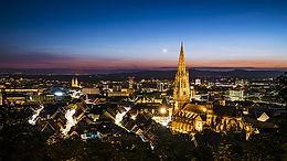 Germany, Freiburg im Breisgau