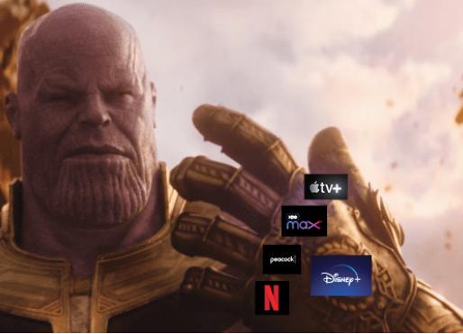 Streaming Service Showdown This Fall
