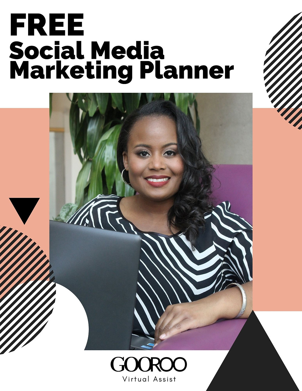 Not sure where to start when it comes to planning content for your business?  Get Immediate Access to this FREE Social Media Planner  This planner that will help you identify the needs of your target audience as well as organize and create content that connects.