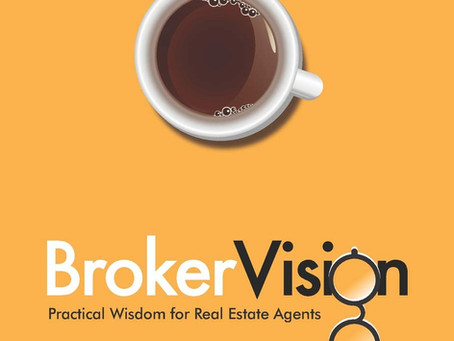 Book Report, Broker Vision By Jason Crouch