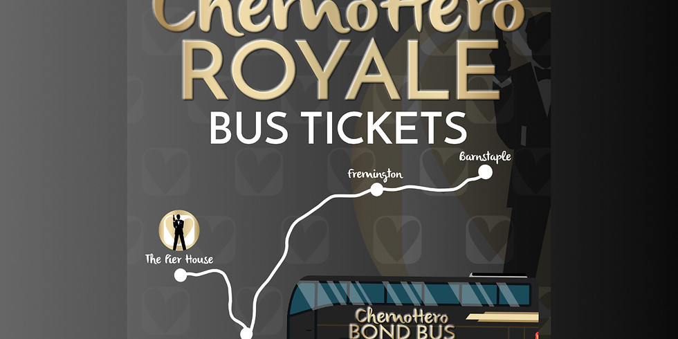 ChemoHero Ball Bus Tickets
