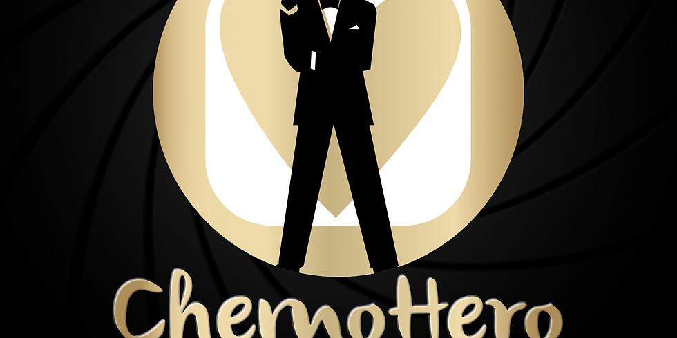ChemoHero Bond Themed Celebration Ball SOLD OUT