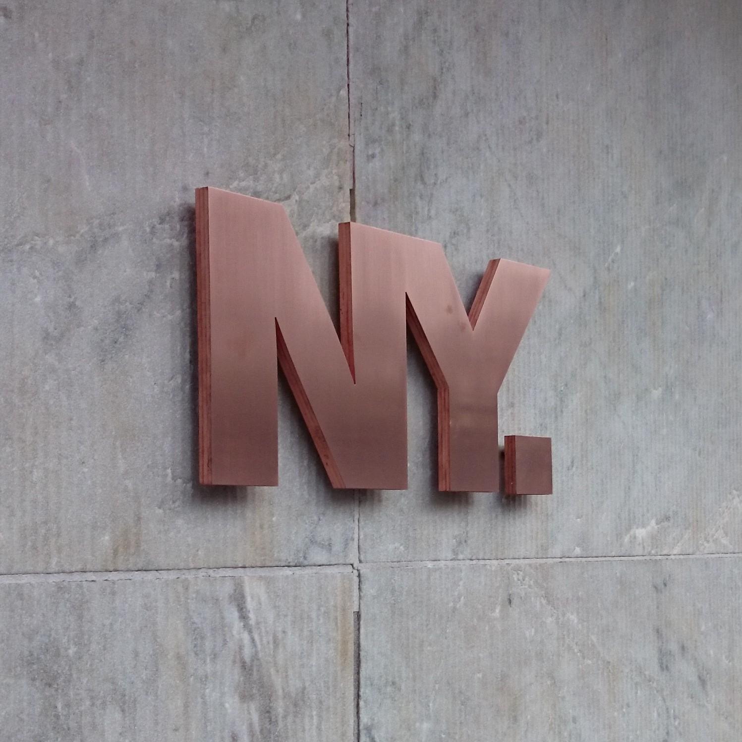 NY. Reklam