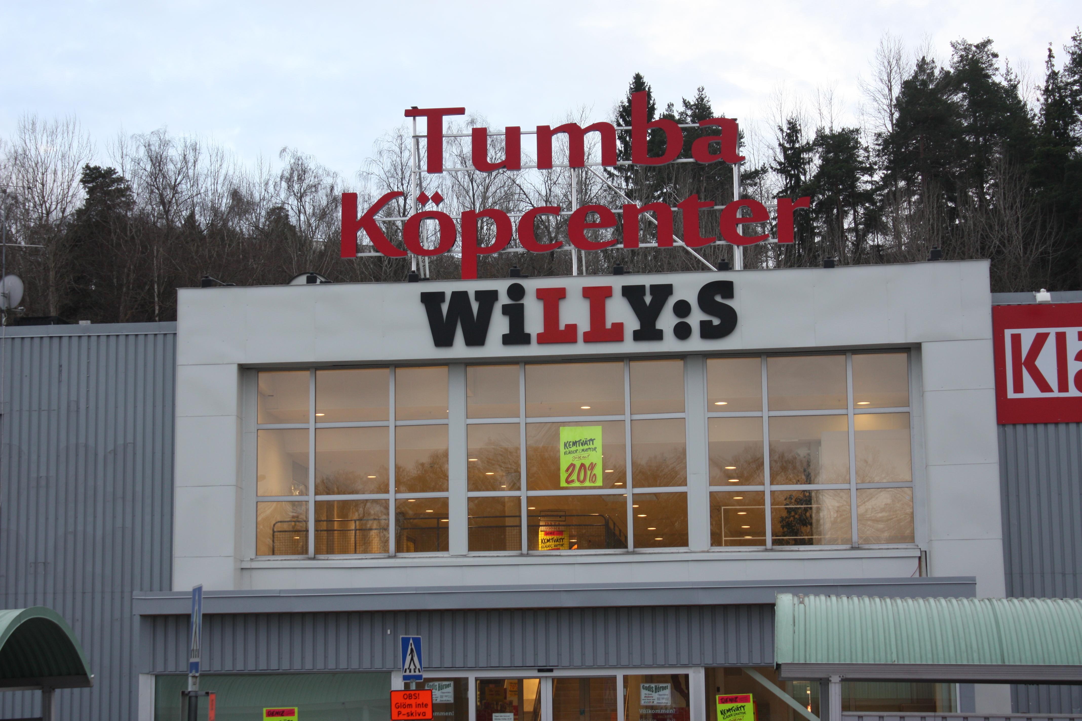 Tumba Köpcenter