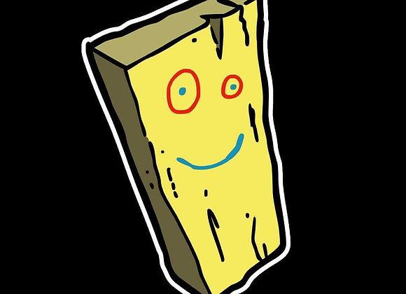 Plank Sticker