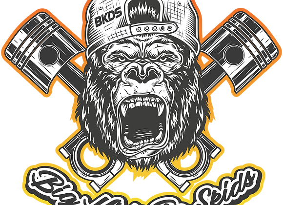 Gorilla Stickers