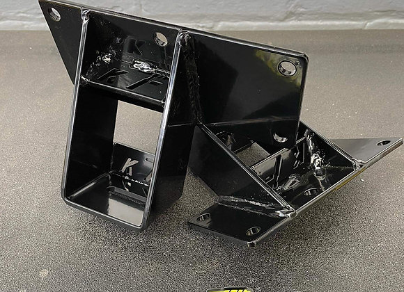 1JZ/2JZ TO S-Chassis engine mounts