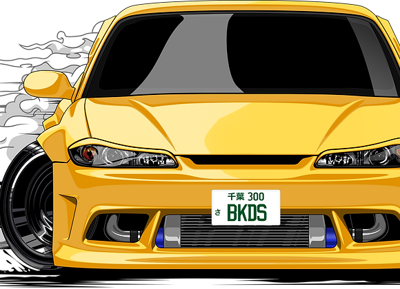 Cartoon Style S15