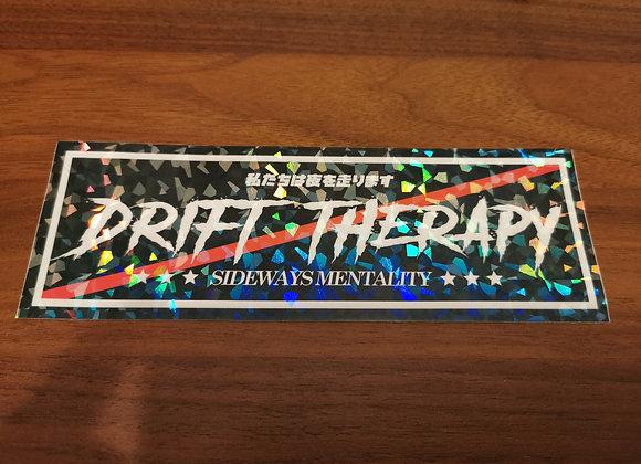 Drift Therapy Slap Sticker