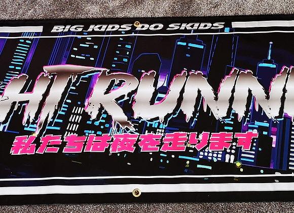 Slap Sticker Banner