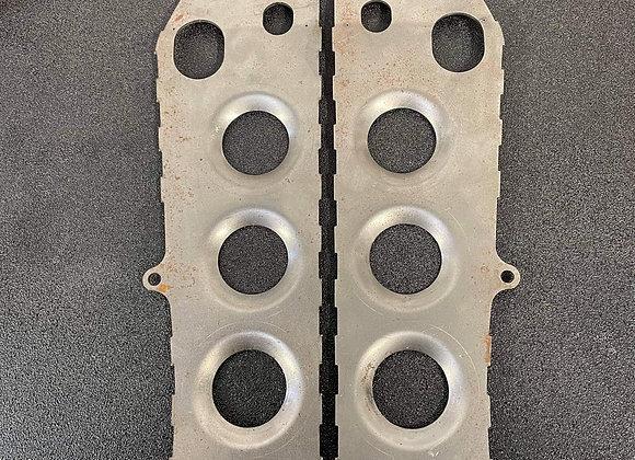 Nissan front caster arm bracket reinforcement plates   S14/S15/R33/R34