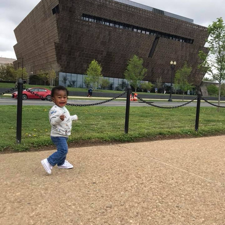 Washington D.C with a Toddler