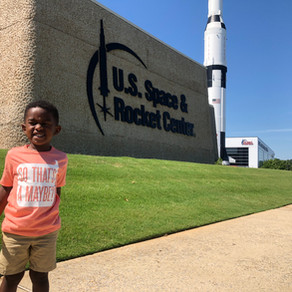 Our Day Trip to Huntsville, AL