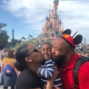 Disneyland Paris with a Toddler