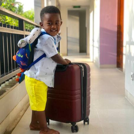 Passport Application Tips for Children