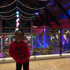 Christmas at The Gaylord Rockies Resort