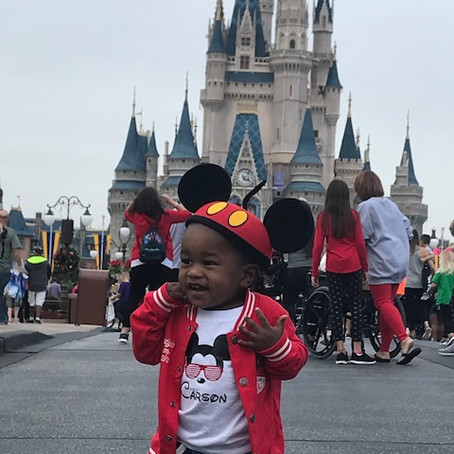 5 Reasons to do Disney World with a Toddler