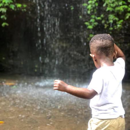 Tukad Cepung Waterfall