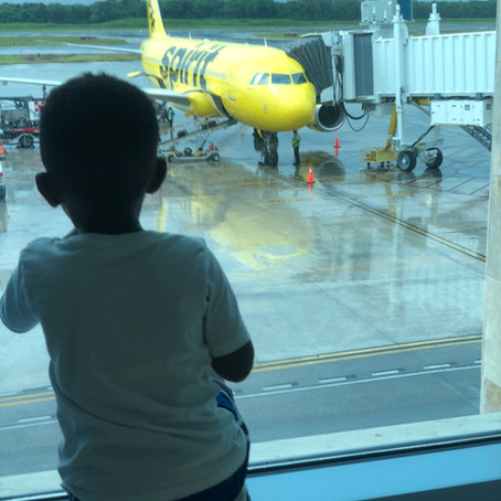 Tips for Flying Spirit Airlines