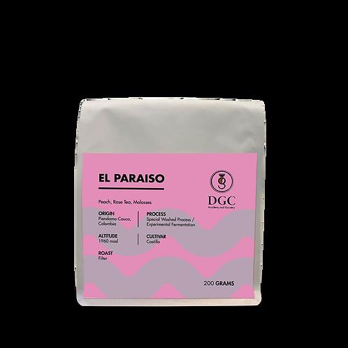 Colombia El Paraiso