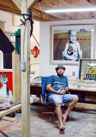 Jon Davis, Artist