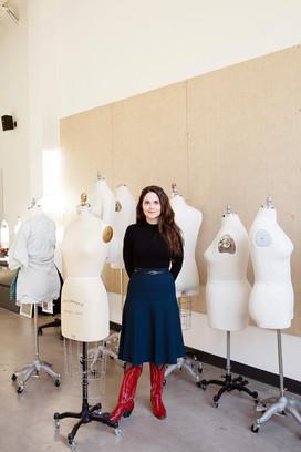 Alison Heryer, Textile Arts & Costume Designer