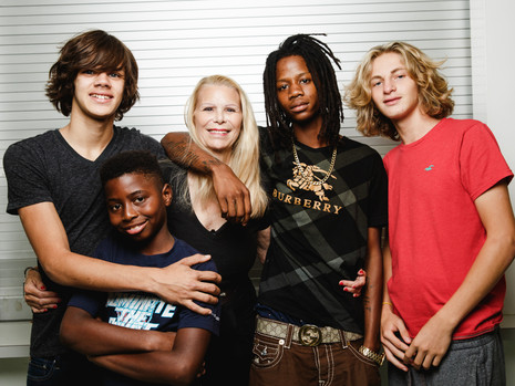 Empowered Youth Miami with Founder Colleen Adams