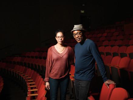 Lisa Jarrett & Darrell Grant / Portland State University