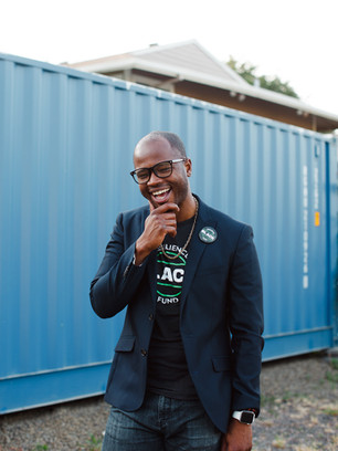 Cameron Whitten  / Activist and Co-Founder of Black Resilience Fund