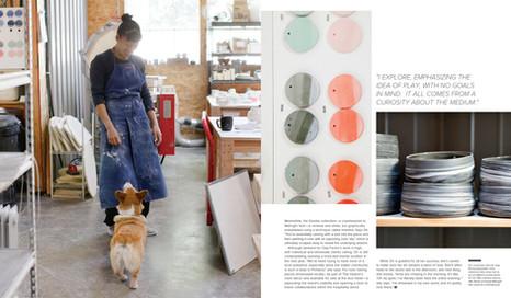 Minu Oh / Luxe Interiors + Design Magazine