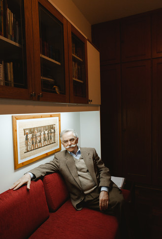 Clóvis Bojikian, Former Semco's HR Director / for Brandeins Magazine