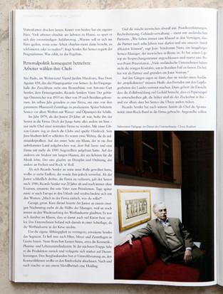 Ricardo Semler / Brand Eins Magazine