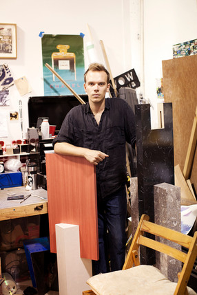 Emmett More, Artist and Designer
