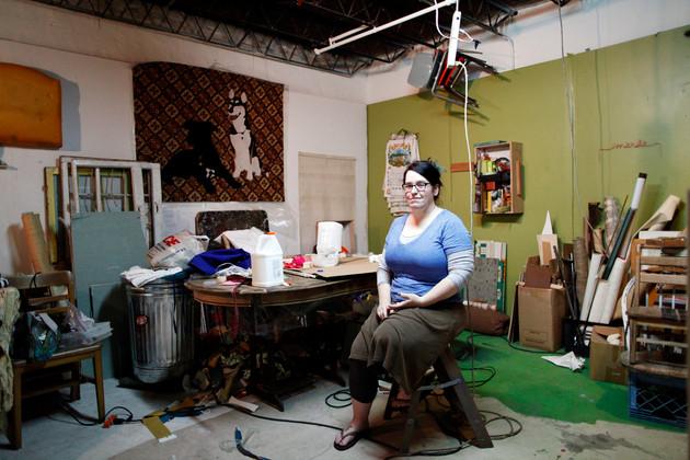 Kerry Phillips, Artist