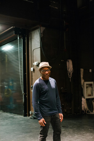 Darrell Grant, Jazz Pianist, Composer / Jazz Professor at PSU