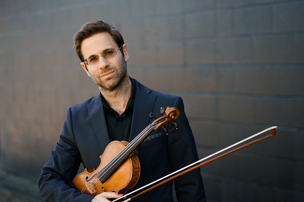 Tomas Cotik -Violinist and Producer